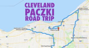This Paczki Road Trip Through Greater Cleveland Is The Best Thing You'll Do This Winter