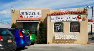 The One Of A Kind Wedding Chapel You Won't Find Anywhere Else But New Mexico