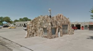 There's No Other Gas Station In The World Quite Like This One In Colorado