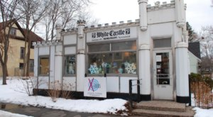 The Quirky Antique Store In Minnesota That Used To Be A White Castle
