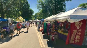 The Charming Out Of The Way Flea Market In Nebraska You Won't Soon Forget