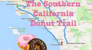 Take The Southern California Donut Trail For A Delightfully Delicious Day Trip