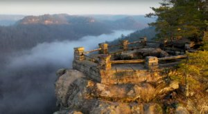 The Magnificent Overlook In Kentucky That's Worthy Of A Little Adventure