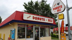 The Delicious Utah Donut Shop That's Hiding Right In Plain Sight