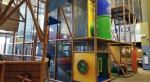 The Pirate-Themed Indoor Playground In North Dakota That's Insanely Fun