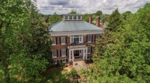 The One Kentucky Bed And Breakfast That's Worth A Trip From Any Corner Of The State