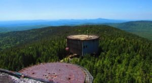 This Abandoned Radar Base In Vermont Is Dangerously Creepy