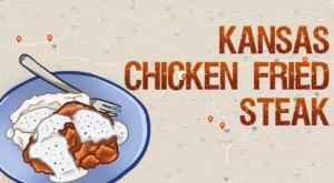 9 Kansas Restaurants You'll Find Chicken Fried Steak To Rival Your Own Kitchen
