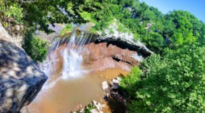 The One Kansas Waterfall That Will Completely Take Your Breath Away In Any Season