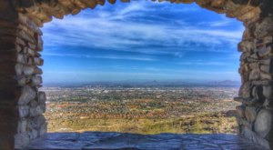 You Can Practically See All Of Arizona From This Breathtaking Scenic Overlook