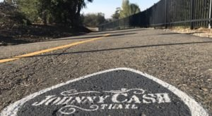 There's A Hiking Trail In Northern California That Pays Tribute To Johnny Cash And It's So Rock N' Roll