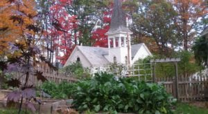 This Historic Church In Vermont Is Now A Bed And Breakfast And You'll Love It