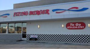 The Flagship Arkansas Burger Joint That's Too Good To Pass Up