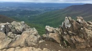 One Of The Most Scenic Mountain Trails In The U.S. Is Right Here In Virginia