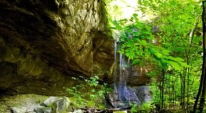 This Three-For-One Waterfall Trail May Be The Easiest Hike You've Ever Taken
