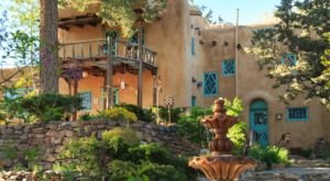 This Dreamy Turquoise Inn In New Mexico Is The Perfect Escape From Reality
