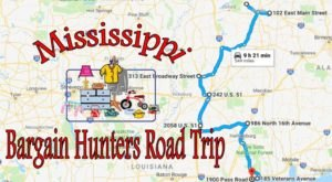 This Bargain Hunters Road Trip Will Take You To The Best Thrift Stores In Mississippi