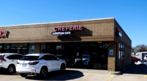 This Small Cafe Is Easy To Miss But Serves The Best Crepes In Oklahoma