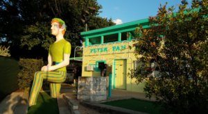 This Peter-Pan Themed Mini Golf Course In Texas Is Absolutely Magical