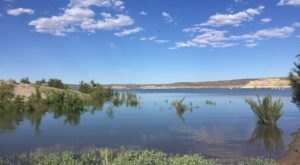 You'll Want To See This Massive Lake In New Mexico That's 704 Football Fields Long