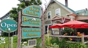 This One Of A Kind Library Restaurant In Vermont Is A Book Lover's Dream Come True