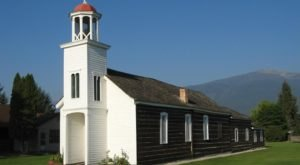 The Oldest Church In Montana Dates Back To The 1800s And You Need To See It