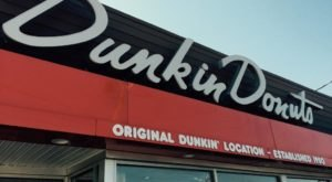 The First Ever Dunkin' Donuts Is Still Around In Massachusetts And It's Deliciously Retro