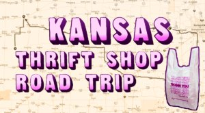 This Bargain Hunters Road Trip Will Take You To The Best Thrift Stores In Kansas