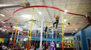 This Indoor Adventure Park In Connecticut Is Insanely Fun For The Whole Family