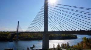 The World's Tallest Bridge Observatory Is Right Here In Maine And It's Bucket List Worthy