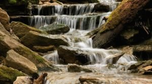 This Waterfall Park In Kentucky Is Hiding In Plain Sight And Ready For You To Visit