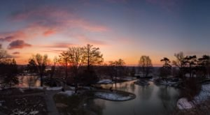 This Little Known Area Of Cincinnati May Be The Most Beautiful Spot In The City