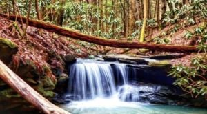 The Waterfall Hike In Kentucky That's Worth Lacing Up Those Hiking Boots