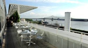 The Endless Views At This Rooftop Restaurant In Louisiana Will Take Your Breath Away