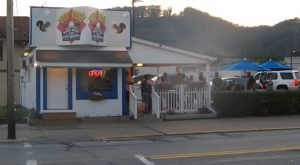 Step Into Spring With A Homemade Ice Cream Treat At This Classic Ice Cream Shop Near Pittsburgh