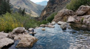 This Primitive Hot Springs Trail In Idaho Is Everything You Need