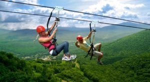 These 5 Zipline Tours Are Some Of The Most Exhilarating Rides In The Entire U.S.