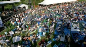 One Of The Largest Music Festivals In The U.S. Takes Place Each Year In This Tiny Town In Rhode Island