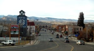 You'd Be Hard Pressed To Drive Through Lander, Wyoming, Without Stopping