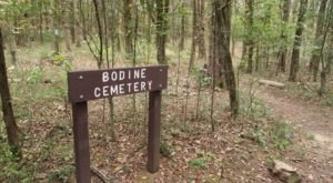 The Awesome Hike In Arkansas That Will Take You Straight To An Abandoned Cemetery