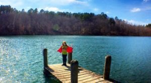 The Underrated Lake Hiding In Arkansas With Endless Opportunities For Fun