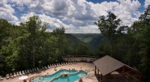 This Man-Made Swimming Hole Has The Best Views In All Of West Virginia