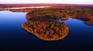 The Underappreciated County In Minnesota That's Home To 1,048 Heavenly Lakes