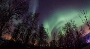 The Northern Lights May Be Visible From New Jersey This Weekend And You Won't Want To Miss It