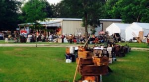 Mississippi's Bi-Annual Antique Barn Sale Is Quickly Approaching And You Don't Want To Miss It