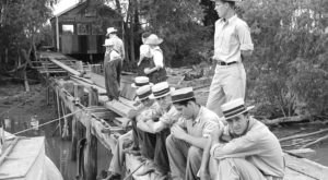 These 23 Candid Photos Show What Life Was Like In Louisiana In the 1930s