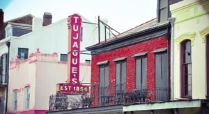 Most People Don't Know The Haunting Story Behind One Of Louisiana's Oldest Restaurants