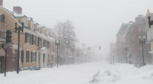 Non-Stop Snow And Cold Have Been Hitting Massachusetts – And There's More Coming