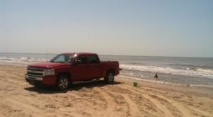 The One Beach In Louisiana Where You Can Drive Right Up To The Water