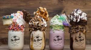 Mississippi's Newest Milkshake Bar Is Sure To Satisfy Your Sweet Tooth